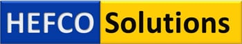 Hefco Solutions – Serving Heavy Equipment Dealers with Financing, Leasing, Fleet Consolidations, Insurance & Extended Warranty products Logo